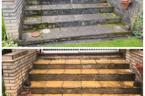 Steps in Thetford