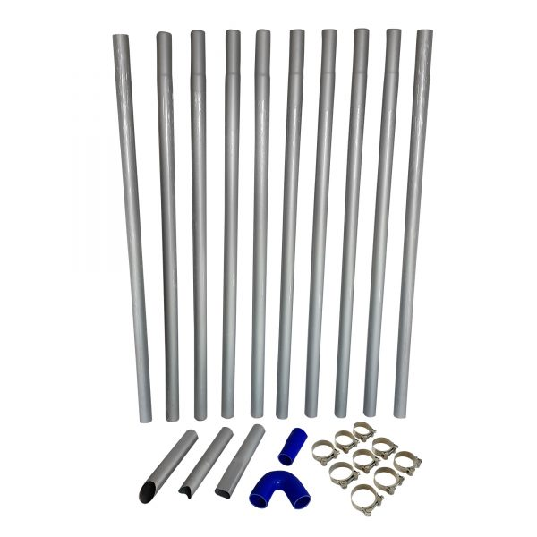 40ft 10 Aluminium Pole System & Accessories