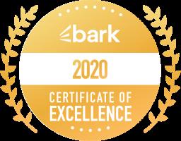 Bark Certification badge